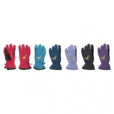 Детские зимние перчатки из США для конного спорта