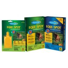 Капли Equi-Spot, США, для лошади, защита от всех видов насекомых