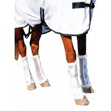 Ногавки из США, от насекомых, сетка, стан 4 шт, для лошади