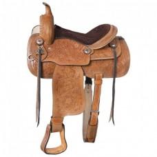 Седло вестерн Braden Trail, для лошади и пони, три цвета
