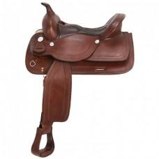 Седло вестерн для лошади, регулируемая ширина, седло полностью в сборе