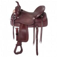 Седло вестерн Blackwell для лошади, разные цвета