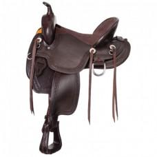 Седло  Вестерн Mesquite для лошади и пони