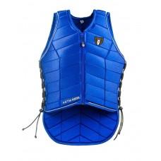 Жилет защитный Eventer PRO, премиум класса, для конного спорта, Канада, черный, синий, розовый, зеленый, голубой